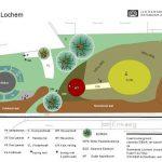 plattegrond natuurtuin Lochem